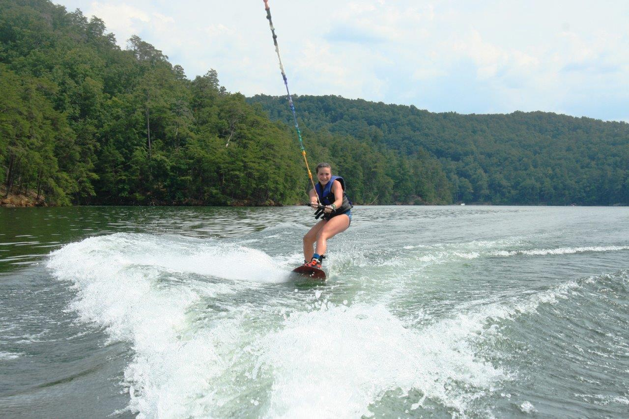 Water Skiing Instruction