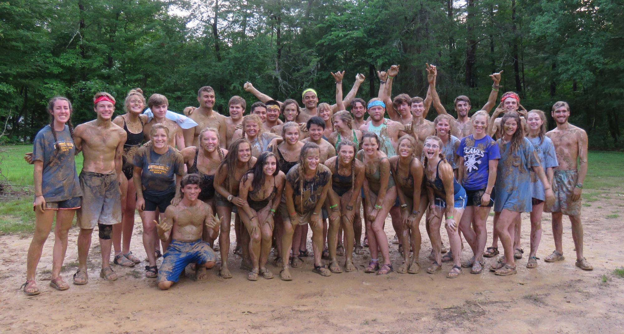 Mud Fight